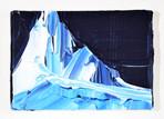 Iceberg  acrylic on wood 100×140