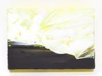 Light and Cloud  acrylic on wood 100×140
