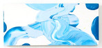 River competition  acrylic on wood 110×250×15mm