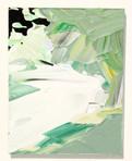 Around the Corner   acrylic on panel 180×140