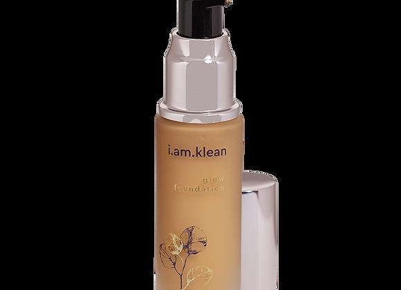 Klean  liquid GLOW foundation dark