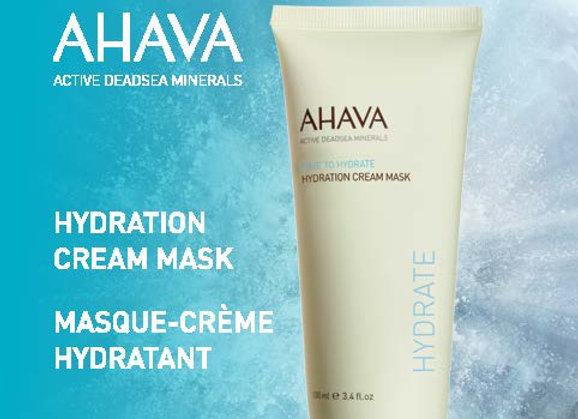 Hydration Cream Mask - single use
