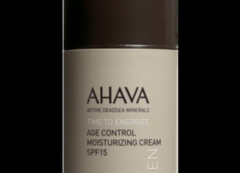 Age Control Moisturizing Cream Broad Spectrum SPF 15
