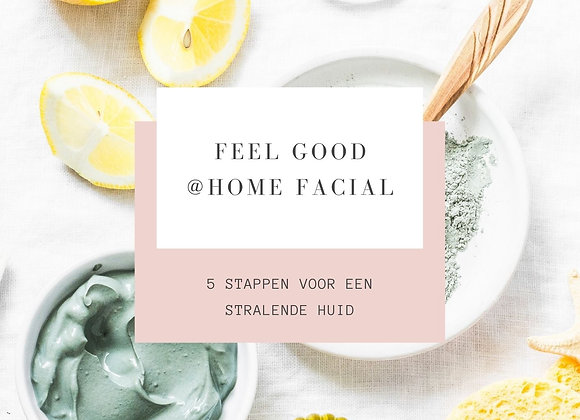 Feel good at home by HydroPeptide