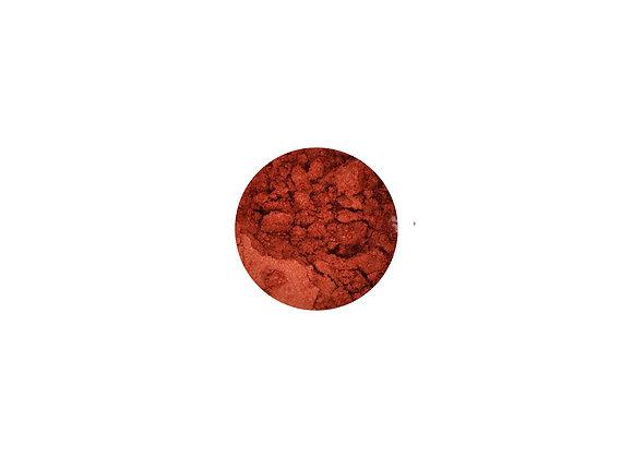 Loose mineral Eyeshadow Copper