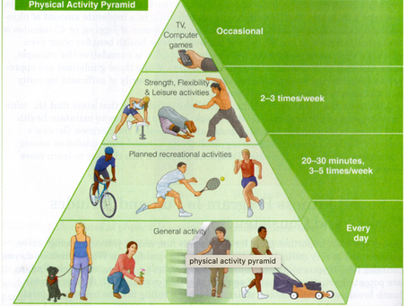 Are you getting your weekly dose of physical fitness?