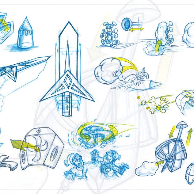 Arctic Force Concepts