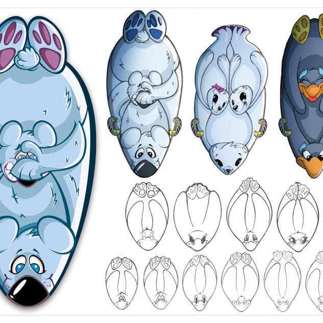 Snowboogie Graphic Concepts
