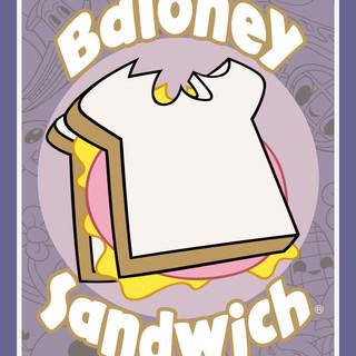 Baloney Sandwich Publishing Logo