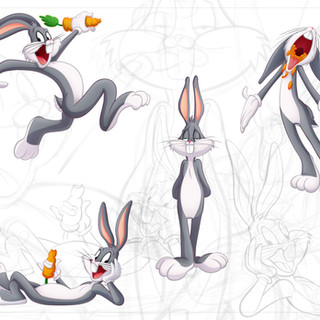 Bugs Bunny Style Guides