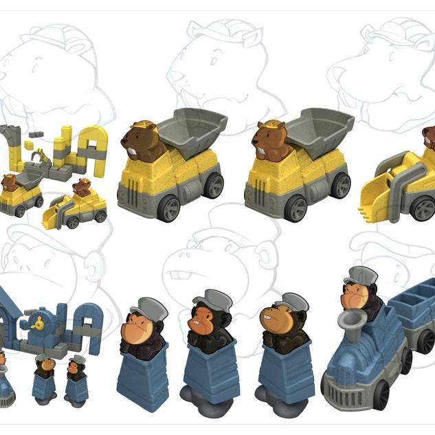 Engine Block Designs