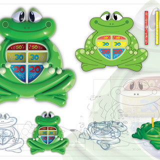 Frog Giggle 'n Splash Pool Diver