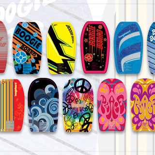 Boogie Board Graphic Concepts