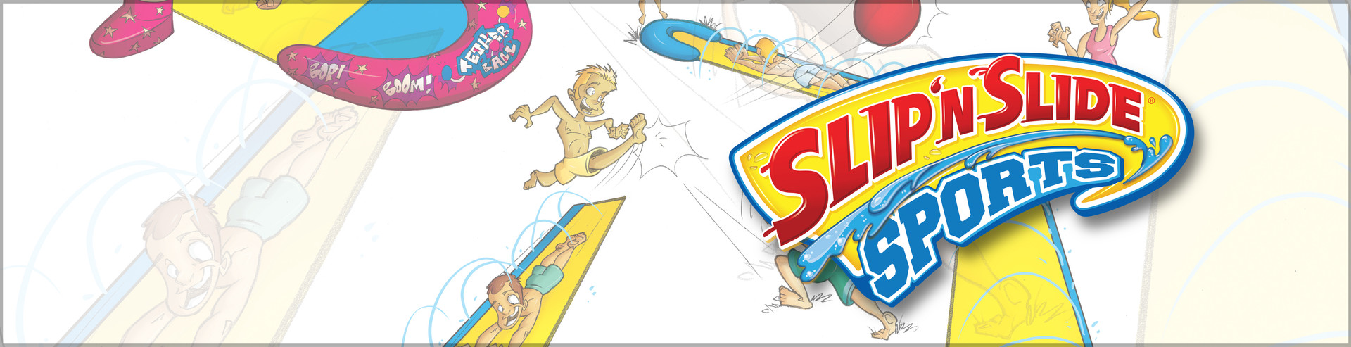 Slip 'N Slide Sports