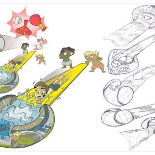 Slip 'N Slide Sports Concepts