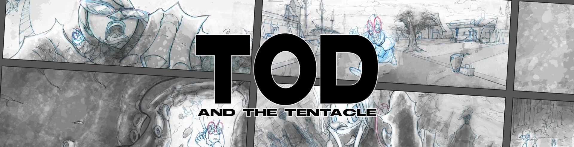 Tod and The Tentacle