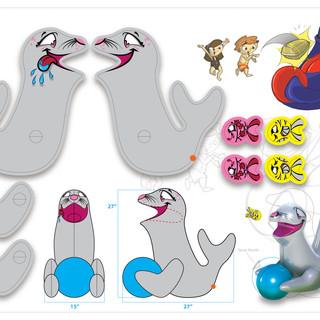 Seal Giggle 'n Splash