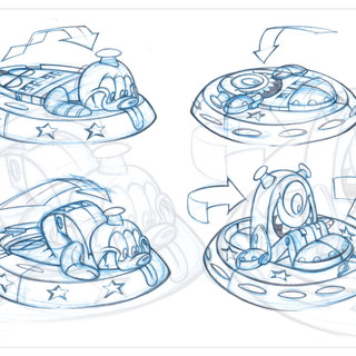 Frisbee Force Concepts