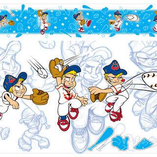 Slip 'N Slide Sports Graphics