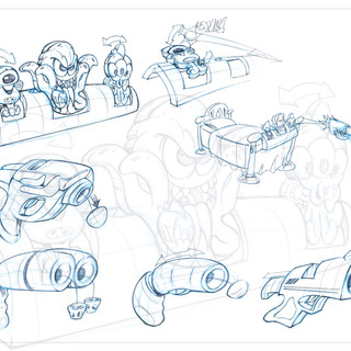 Pop Bang Gun Concepts