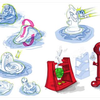 Giggle 'n Splash Concepts