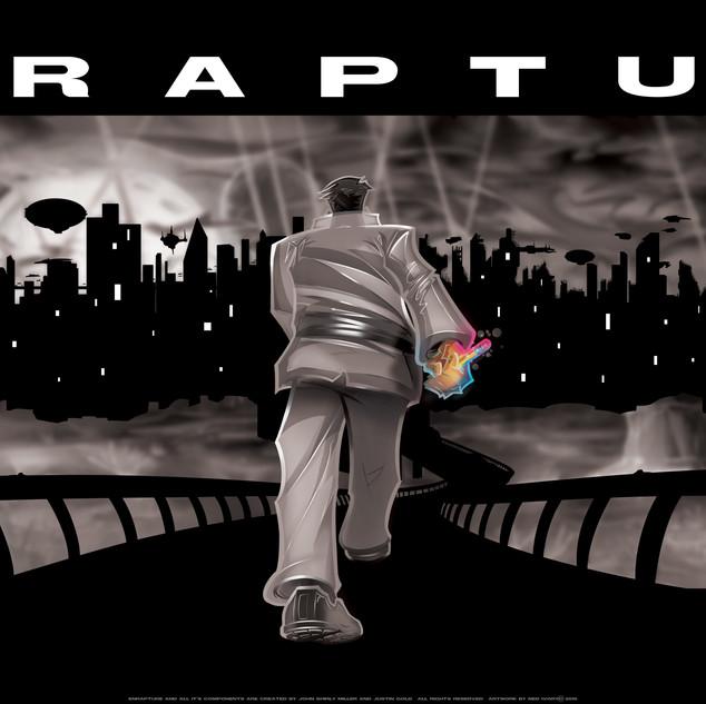Enrapture Studios (Black and White)