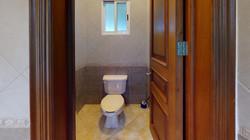 Master suite toilet