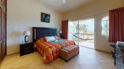 Bedroom 2, King Suite