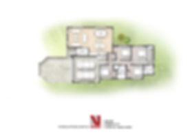 Lot 93 - Sheet - A101 - Ground Floor Pla