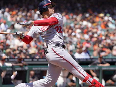 Juan Soto: The Best Young Hitter Nobody's Talking about