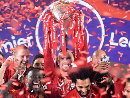 Recapping The 2020 Premier League Restart