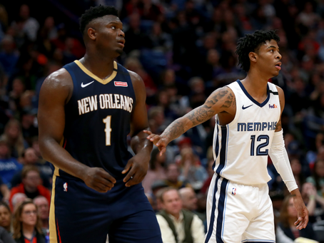 Why Ja Morant Deserves the ROTY Award Over The Undeserving Zion