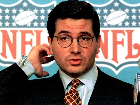 Why This Is Dan Snyder's Final Straw