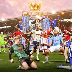 The Premier League Restart