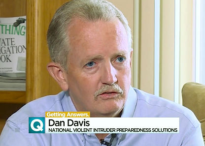 Dan Davis - National Violent Intruder Pr