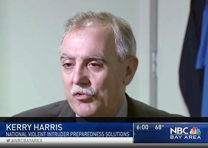 Kerry Harris - National Violent Intruder