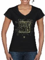 Women's EDUCATION T-shirts
