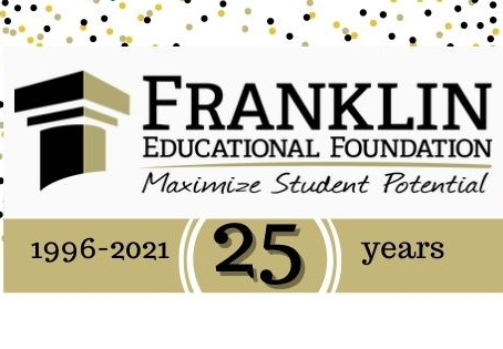 Celebrating 25 Years of Supporting Franklin Public Schools