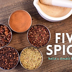 Five Spice with Coconut
