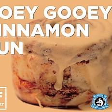 Ooey Gooey Cinnamon Bun