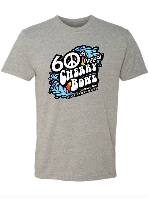 CB Short Sleeve Grey T'shirt