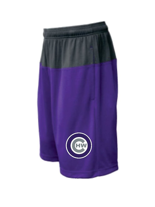 WB Pennant Dual Short