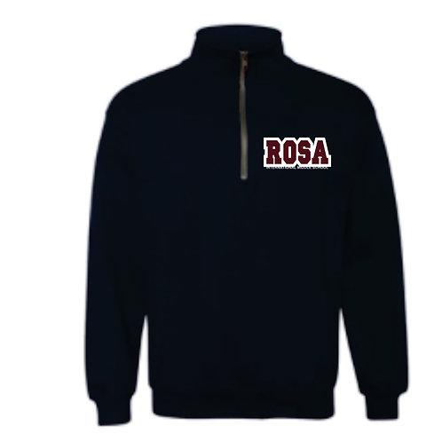 RS 1/4 Zip up hoodie