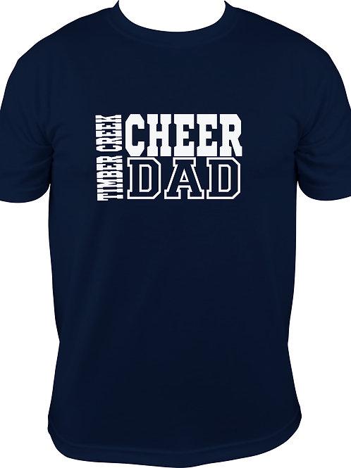 TC Unisex T'shirt Cheer Dad