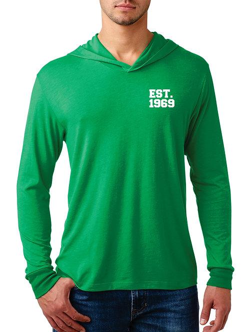 BH Long Sleeve Hooded T'shirt