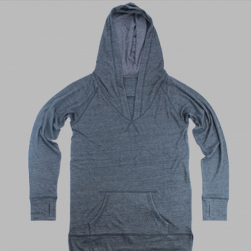 Boxercraft long sleeved t-shirt with hood