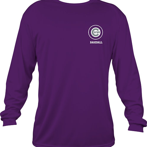 WB Long Sleeve Performanc T'shirt