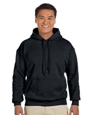 WB Gildan Heavy hoodie