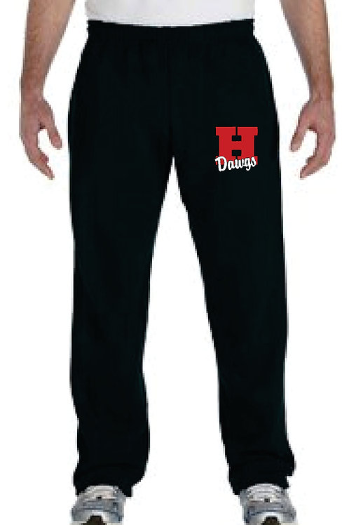 HHC SWEATPANTS OPEN LEG