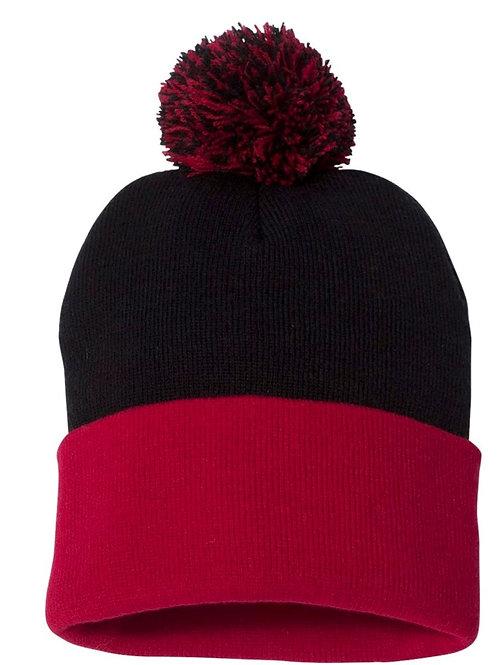 KF Pom Pom Knit Hat